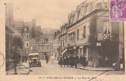 76 - VEULES LES ROSES - La Grande Rue - Veules Les Roses