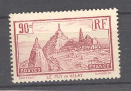 France  :  Yv  290  ** - Nuovi