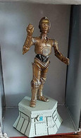 STAR WARS. Figurine Authentique En Plomb Et Peinte A La Main. LA TOUR BLANCHE (livré Avec Sa Boite) - Non Classificati