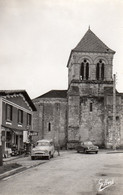 L'Eglise - SAINT-MARTIN De COUX (voitures, Pompe à Essence) - Other Municipalities