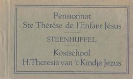 STEENHUFFEL - Carnet Kostschool (17 Postkaarten) - Londerzeel