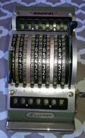 Machine A Calculer D'époque Très Bon Etat - Sonstige