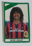 100039 Fg28/ Figurina Panini Calciatori 1987/88 N. 161 - Ruud Gullit Milan - Edizione Italiana
