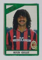 100040 Fg32/ Figurina Panini Calciatori 1987/88 N. 161 - Ruud Gullit Milan - Edizione Italiana