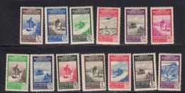 Maroc Protectorat Espagnol 1950 Yvert 390 / 402 * Neufs Avec Charniere. 75eme Anniversaire De L'UPU - Maroc Espagnol