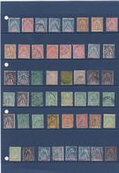 3 Plaquette De Colonies Diverses - Lots & Kiloware (max. 999 Stück)