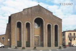 (QU216) - VEJANO (Viterbo) - Chiesa Di Santa Maria Del Rosario - Viterbo