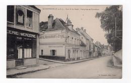 28 EURE ET LOIR - MAINTENON Rue De La Ferté, Vue Prise Au Carrefour - Maintenon