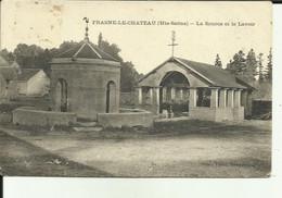 70 - Haute Saone - Frasne Le Chateau - La Source Et Le Lavoir - - Autres Communes