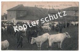 Mazille 1908   (z6454) - Non Classificati
