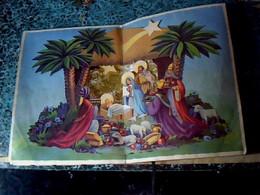 Cp à Système Thème Noël Créche - Autres