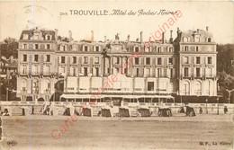 14.  TROUVILLE . Hôtel Des Roches Noires . - Trouville