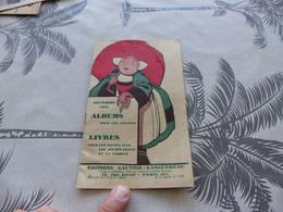 CA-33, Albums Pour Les Enfants Bécassine, Editions Gautier Languereau, Septembre 1935 - Publicités