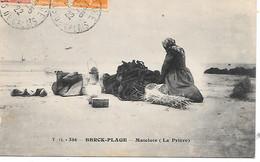 A/408                 62             Berck Plage    Matelote - Priére A La Plage - Berck