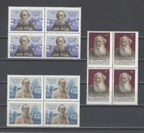 RUSSIE.  YT   N° 2346/2348   Neuf **  1960 - Nuovi