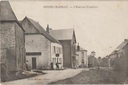 PETITE CHAPELLE - L'Extrème Frontière   Rare - Altri Comuni