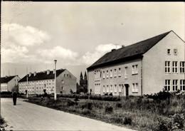 CPA Vockerode Oranienbaum Wörlitz Saxe Anhalt, Neubauten Am Kapenweg, Polytechnische Oberschule - Autres