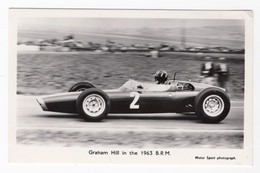 SPORT AUTOMOBILE -  Graham HILL - Unclassified