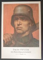 "Generalgouvernement 1941, Postkarte ""Tag Der NSDAP"" KRAKAU Sonderstempel - Occupation 1938-45"