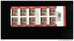 Belgie Boekje Carnet 2006 B63 Red Cross 3526 - Booklets 1953-....