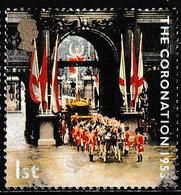 Great Britain 2003 - The 50th Anniversary Of The Coronation - Gebruikt