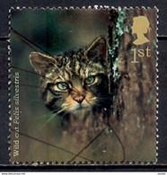 Great Britain 2004 - Woodland Animals - Gebruikt