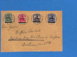 Saar 1920 Lettre De Völklingen (G3085) - Lettres & Documents