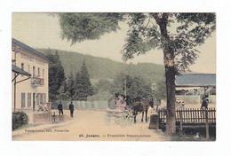 Jougne.25.Doubs.Frontière Franco-suisse. - Other Municipalities
