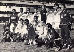 CPA Peruanische Fußballnationalmannschaft, Fußball WM 1970 Mexiko - Unclassified