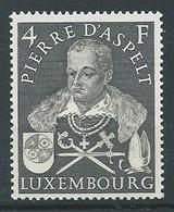 Luxembourg YT N°475 Prince Pierre D'Aspelt Neuf ** - Neufs