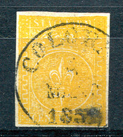 PARMA 1854 - Yv.6 (Mi.6, Sc.6) All Margins (VF) Perfect - Parma