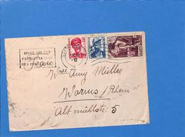 Saar 1949 Lettre De Saarbrücken (G3120) - Lettres & Documents