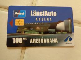 Finland Phonecard Avant AVR-8 - Finlandia