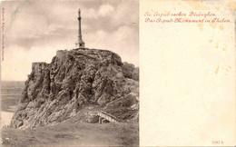 Das Arpad-Monument In Theben * 2. 7. 1900 - Slovaquie