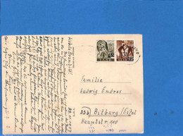 Saar 1947 Carte Postale De Saarbrücken (G3162) - Lettres & Documents