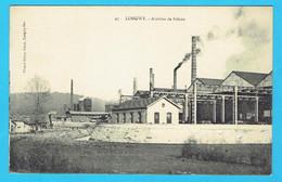 CPA LONGWY Aciéries De Réhon -  54 Meurthe Et Moselle - Longwy