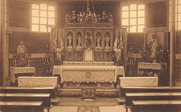 Waudrez-lez-Binche - Petit Séminaire Des Pères Des Sacrés-Coeurs - La Chapelle Provisoire - Binche
