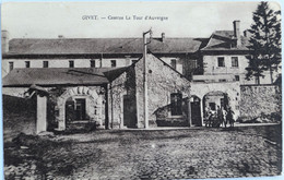 C. P. A. : 08 GIVET : Caserne La Tour D'Auvergne, Animé - Givet