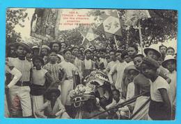 CPA TONKIN -Hanoi Une Fête D'écoliers Annamites Au Collège Du Protectora - - Vietnam