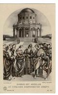 Ref: 21108 - Canivet, Image Religieuse : Missus Est Angelus Ad Virginem Desponsatam Joseph, Photo Alinari N°23 - Religion & Esotericism