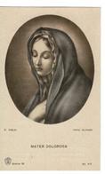 Ref: 21109 - Canivet, Image Religieuse : Mater Dolorosa, Photo Alinari N°47. - Religion & Esotericism