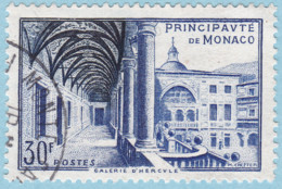 Monaco 1952 SC#294 UNH - Used Stamps