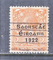 IRELAND  47   15 - 8 1/2  (o)   1922- 23  Issue - Gebraucht