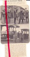 Orig. Knipsel Coupure Tijdschrift Magazine - Soesterberg - 1° Vliegmeeting, Piloot Wijnmalen - 1911 - Ohne Zuordnung