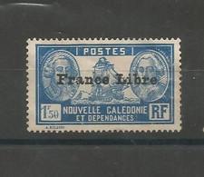 220 France Libre Sans Gomme                    (clasyveroug26) - Neufs
