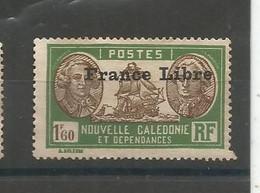 221 France Libre Sans Gomme                    (clasyveroug26) - Neufs