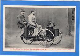 MOTOS - Tricycle à Pétrole (1886) - Motorbikes