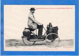 MOTOS - Tricycle à Vapeur (1887) - Motorbikes