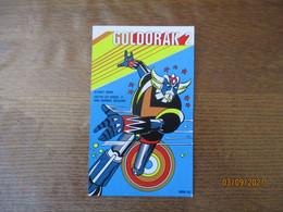 GOLDORAK 2 ALIOUT DANY LOTTIS LES ROSES 11 4481 HERMEE-BELGIUM THE WOOOPECKERS QSL SWAP CLUB - Radio Amateur
