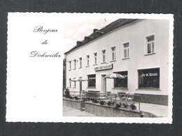 LUXEMBOURG - DICKWEILER - BONJOUR DE DICKWEILER - CAFE-RESTAURANT URB. WEYDERT-GLAESENER  (L 219) - Andere